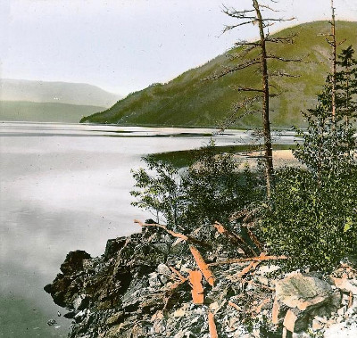 Shuswap Lake BC