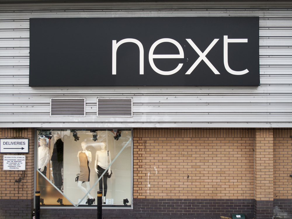 Next sales drop again as directory continues to outperform stores