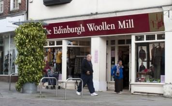 edinburgh woollen mill