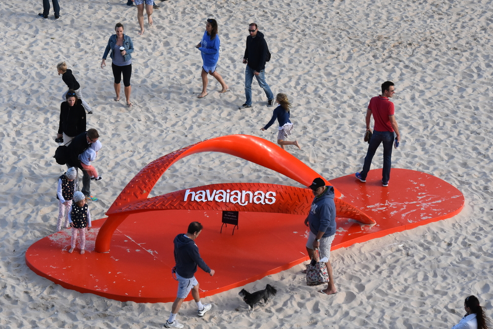 Havaianas flip-flop brand sold in $1bn deal