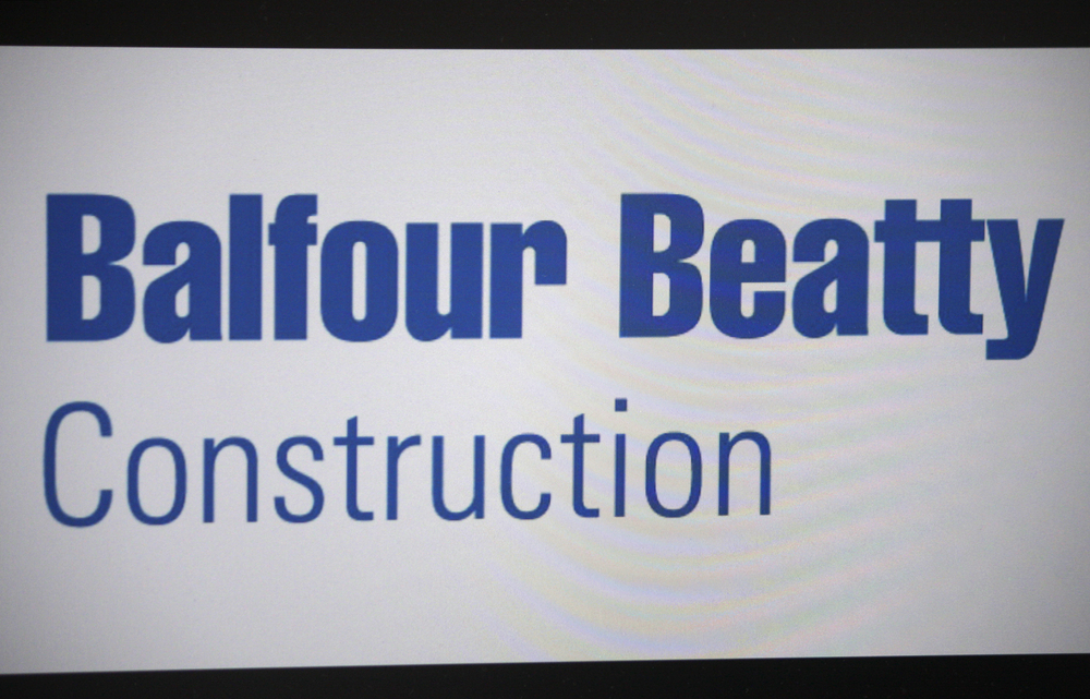 Balfour Beatty construction swings back into profit