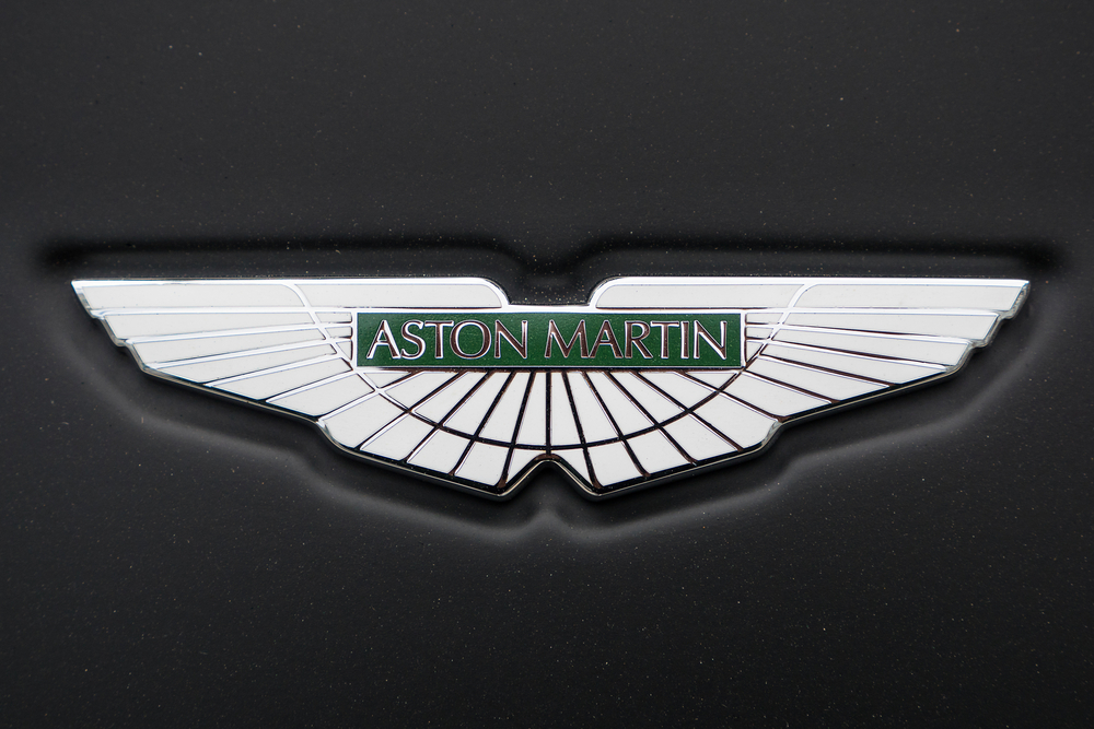 Aston Martin back in the black in 2017