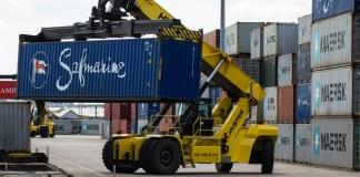 UK trade deficit