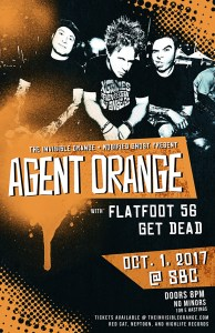 Agent Orange :: SBC Restaurant @ SBC Restaurant