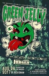 Green Jello :: Rickshaw Theatre @ Rickshaw Theatre | Vancouver | British Columbia | Canada