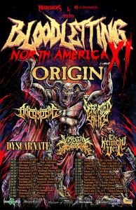 Bloodletting North America Tour XI :: Rickshaw Theatre @ Rickshaw Theatre | Vancouver | British Columbia | Canada