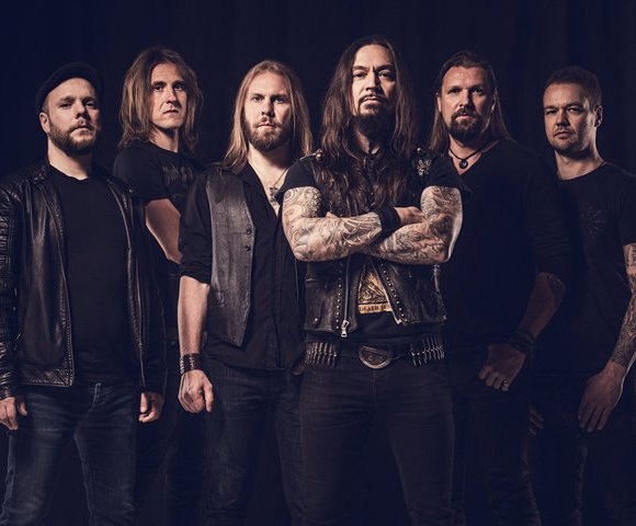 """AMORPHIS release """"Amongst the Stars"""" music video; """"Queen of Time"""" out now"""