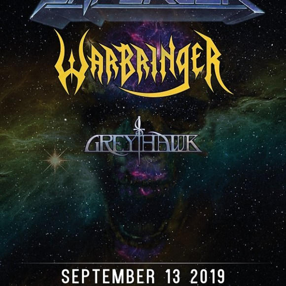 ENFORCER Announce Co-Headlining Tour With WARBRINGER