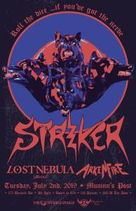 STRIKER | LOST NEBULA | ArkenFire (Kelowna) @ Muninn's Post