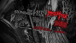 IMMOLATION | Blood Incantation | Auroch @ The Rickshaw Theatre