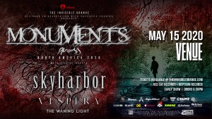 MONUMENTS @ Venue Nightclub