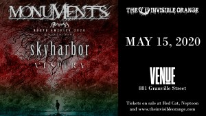 MONUMENTS | Skyharbor | Vespera @ Venue Nightclub