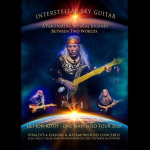 ULI JON ROTH - Interstellar Sky Guitar Tour 2020 @ Rickshaw Theatre