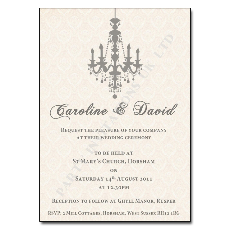 Image Result For Wedding Invitation Name