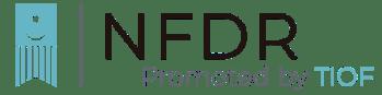 NFDR logo