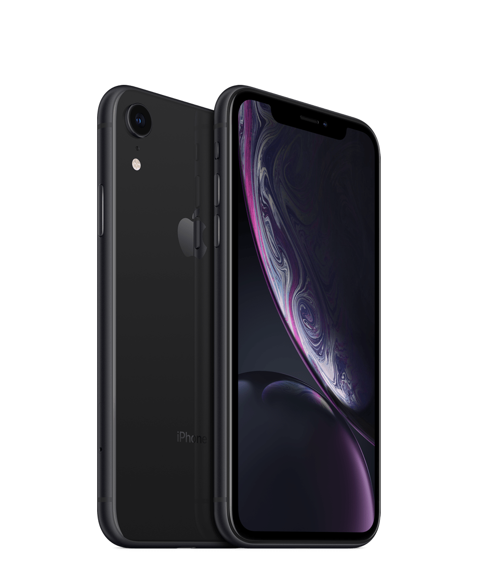 iPhone XR - 64GB - Black - Grade A | The iOutlet