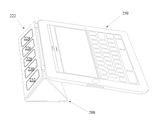 Apple Patent Shows Smart Cover that Relays Notifications