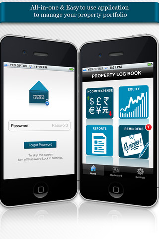 Property Log Book: Property Management and More Made
