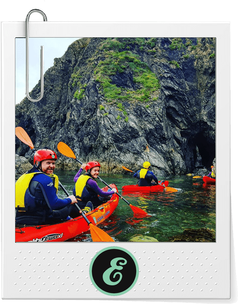 Sea Cave Kayaking Experience Ireland