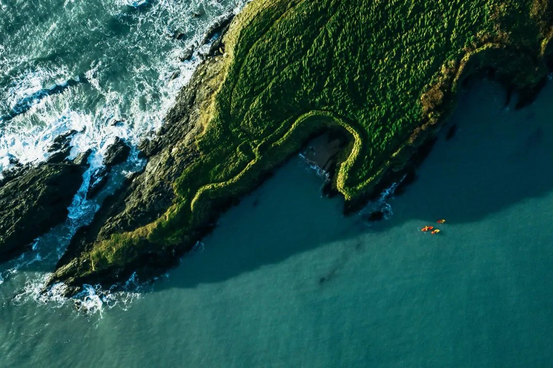 Sea Cave Kayaking Ireland