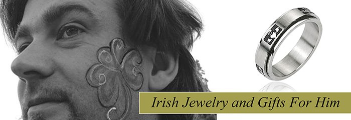 Men's Celtic Jewelry