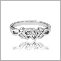 Promise Rings- Irish Promise Rings - Irish Diamond Promise ...