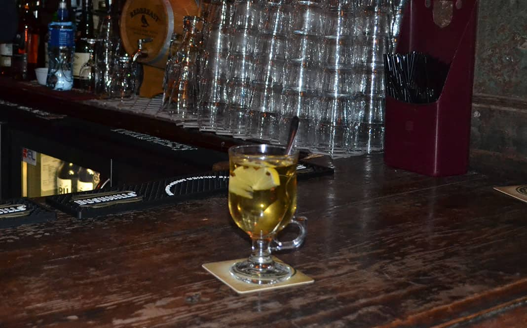 Hot Whiskey Recipe - The Irish Place