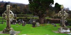 The High Crosses at Ahenny - The Irish Place