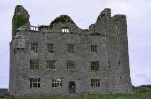 Leamaneh Castle - The Irish Place