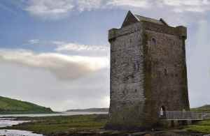 Carraigahowley Castle also known as Rockfleet Castle - The Irish Place