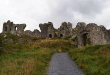 The Rock of Dunamase, Co. Laoise - The Irish Place