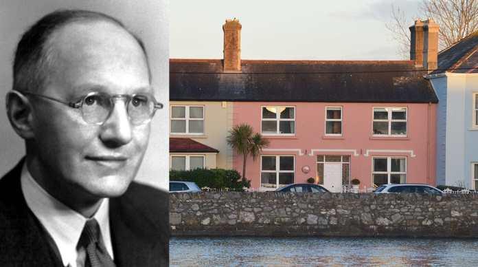 Epworth Cottage the birthplace of Prof Ernest Walton - The Irish Place