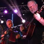 Shane Mitchell and Michael Holmes of Dervish - The Irish Place