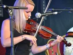 Tara Breen of The Tri Tones - The Irish Place