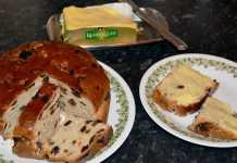 Irish Barmbrack traditionally baked for Halloween - The Irish Place