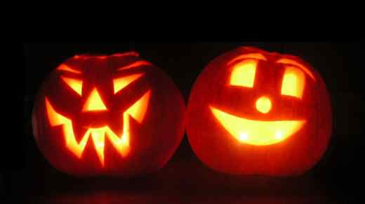 Carved Pumpkins - Wiki Commons - The Irish Place