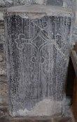 The Graveslab of Jose de Kyteller, the father of Dame Alice de Kyteller. - The Irish Place