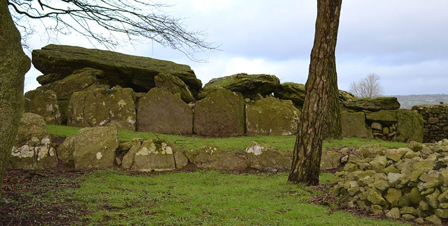 Labbacallee Wedge Tomb - The Irish Place
