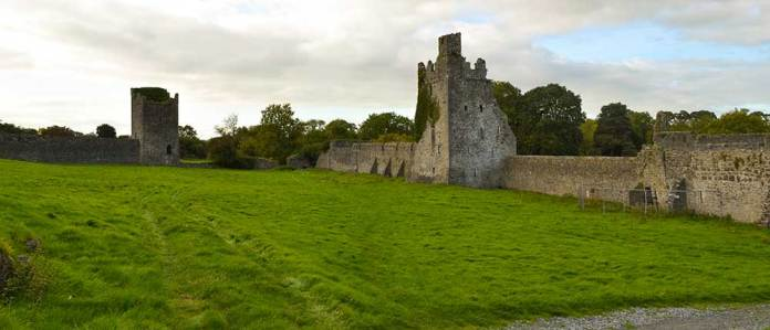 The Burgess Court at Kells Priory - The Irish Place