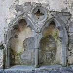 Possible Sedilia in Corcomroe Abbey - The Irish Place