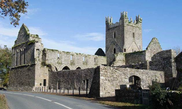 The Cistercian Monastery, Jerpoint Abbey