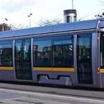 A LUAS Tram