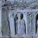 Jerpoint Abbey, a set of Weepers