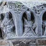 Jerpoint Abbey, another set of Weepers - The Irish Place
