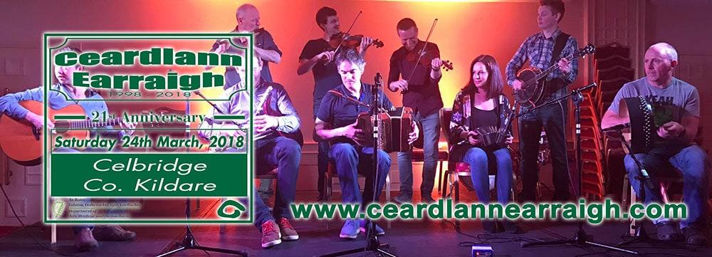 Ceardlainn Earraigh 2018