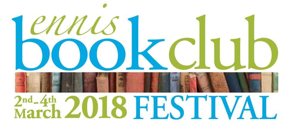 Ennis Book Club Festival Logo