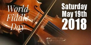 World Fiddle Day Glenties