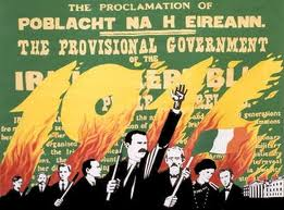 The greater war ireland and eastern europe 1914 1922 the irish a poster celebrating the rising of 1916 fandeluxe Gallery