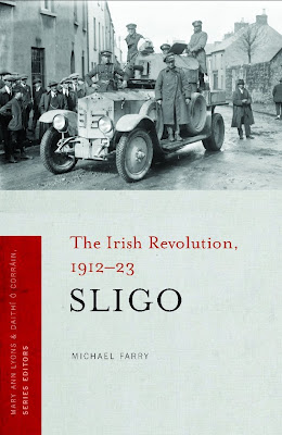 Irish Revolution SLigo The CoverSmall