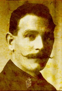 William Mitchel, Black and Tan, executed for murder April 1921.